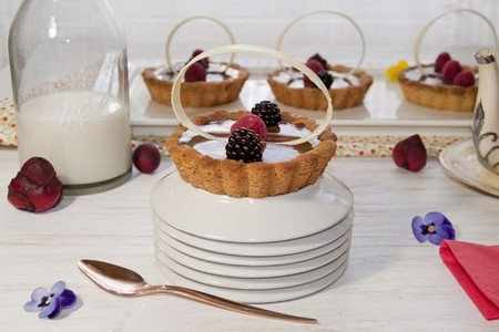 Ideas sencillas para rellenar nuestras tartas dulces y saladas
