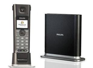 Philips Messenger Phone, VoIP y teléfono inalámbrico