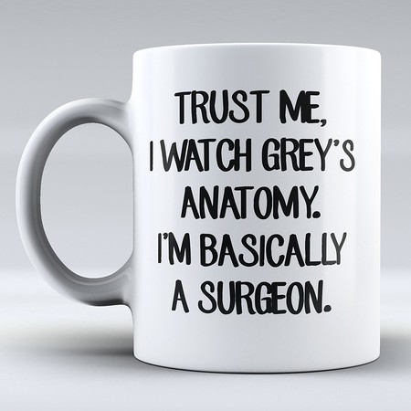 taza greys anatomy