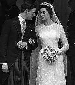 boda real británica princesa Alexandra