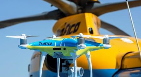 La DGT quiere evolucionar, y este verano usará 5 drones para vigilar las carreteras