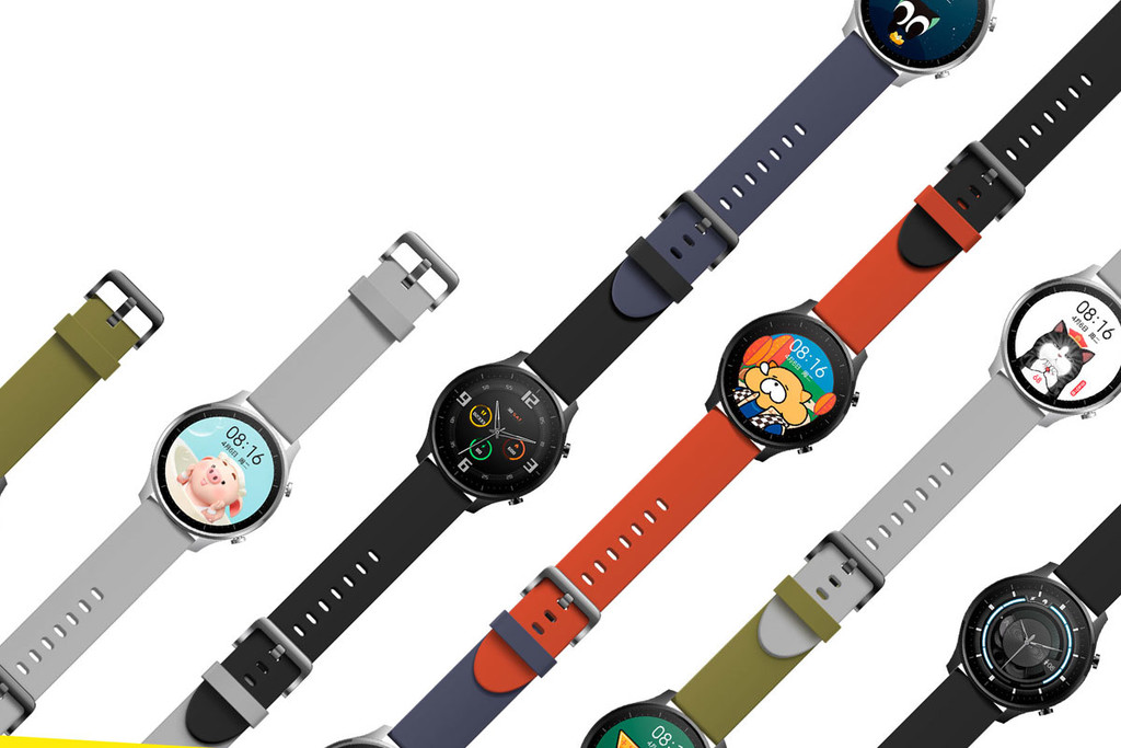Xiaomi Watch Color: new smartwatch circular for young people is official, it