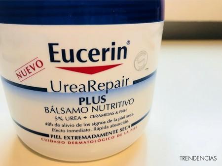 Probamos UreaRepair PLUS de Eucerin para recuperar la salud de nuestra piel (y alucinamos con ella)