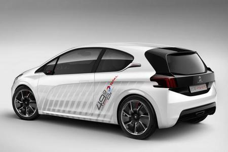 Peugeot 208 Hybrid FE