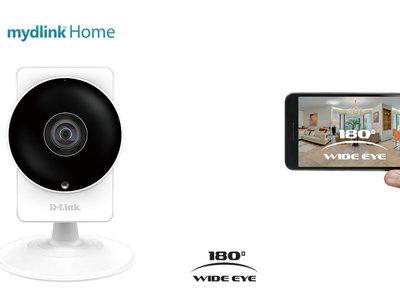 D-Link lanza una nueva cámara Wi-Fi compatible con IFTTT y pensada para el hogar inteligente