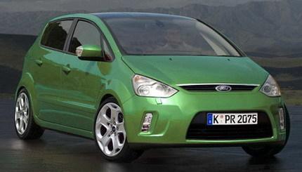 Recreaciones del nuevo Ford Ka