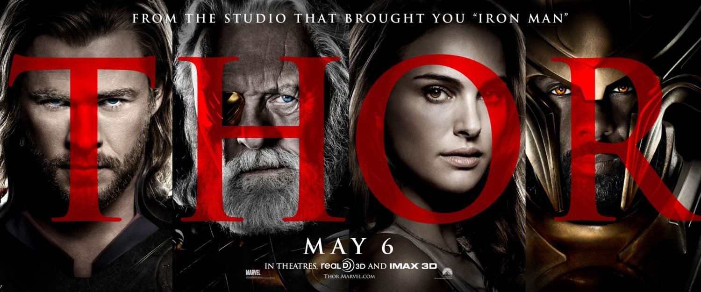 Foto de 'Thor', nuevos carteles (2/4)
