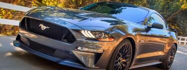El Ford Mustang de tracción total podría estar más cerca de lo que imaginamos