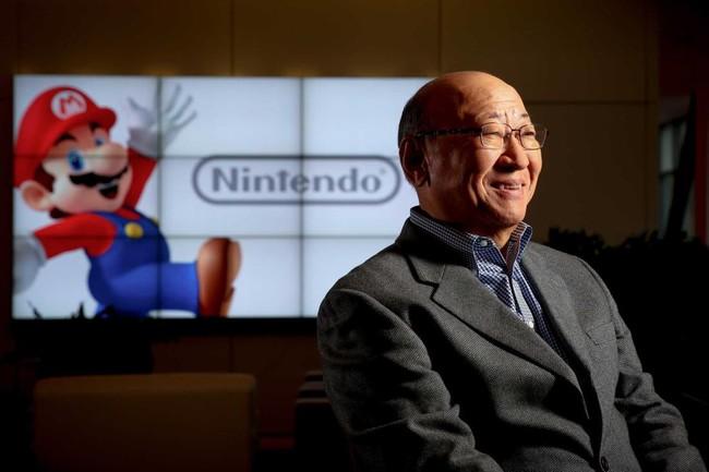 Nintendo Tatsumi Kimishima 457