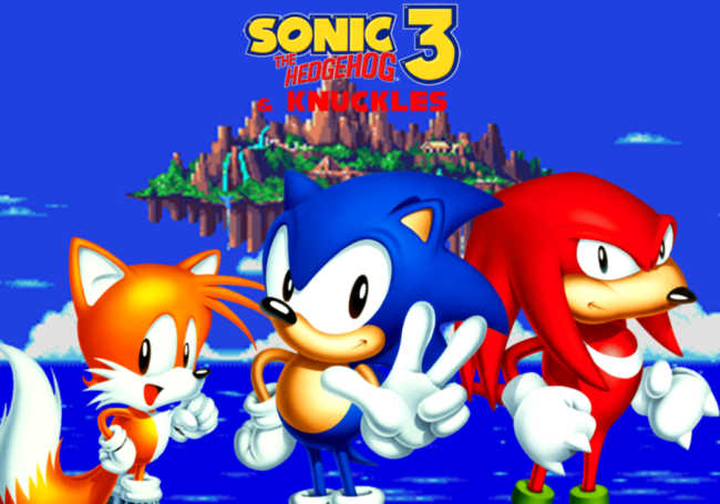 Sonic 3 Knuckles