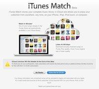 iTunes ya en Web, streaming y descarga de música