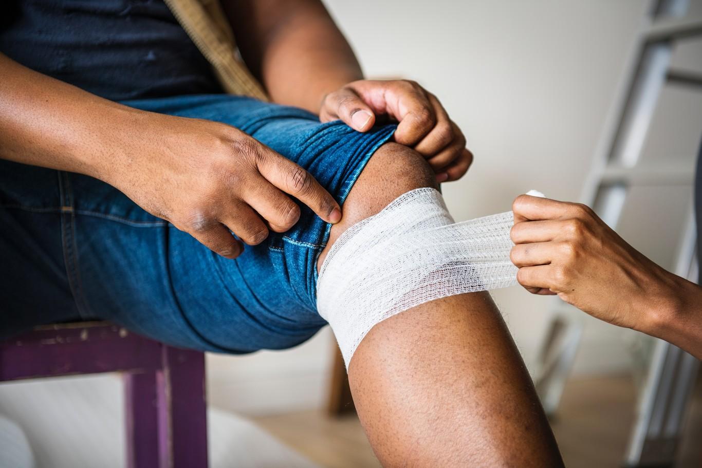 infección por levaduras piel rota