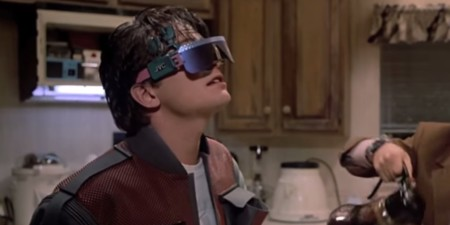 Back Future Glasses