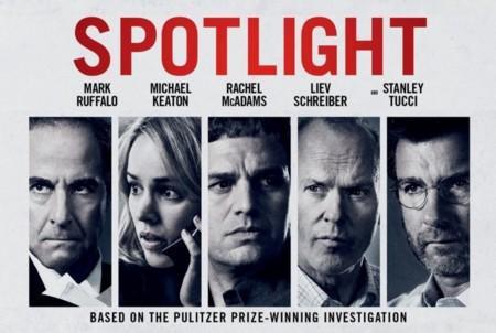 'Spotlight', elogio de una profesión