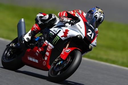 Alex Lowes Yamaha Factory Racing Team 8 Horas Suzuka 2018