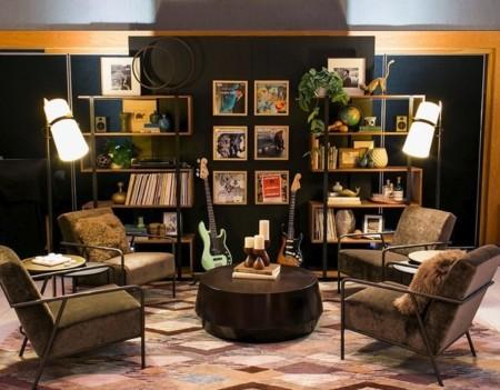 Para los melómanos, Crate and Barrel lanza la colección Listening Room