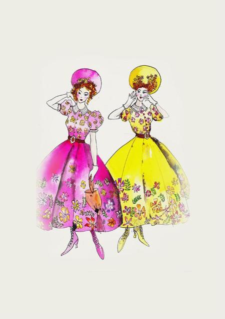 Cinderella Costume Signage Sisters