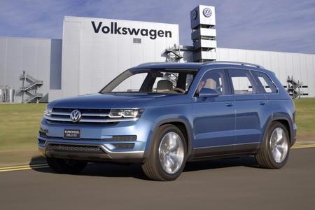 Volkswagen construirá SUV mediana de 7 plazas en Estados Unidos
