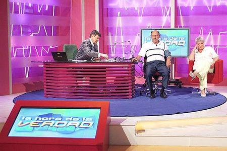 ADN: Telecinco recupera el espíritu del polígrafo