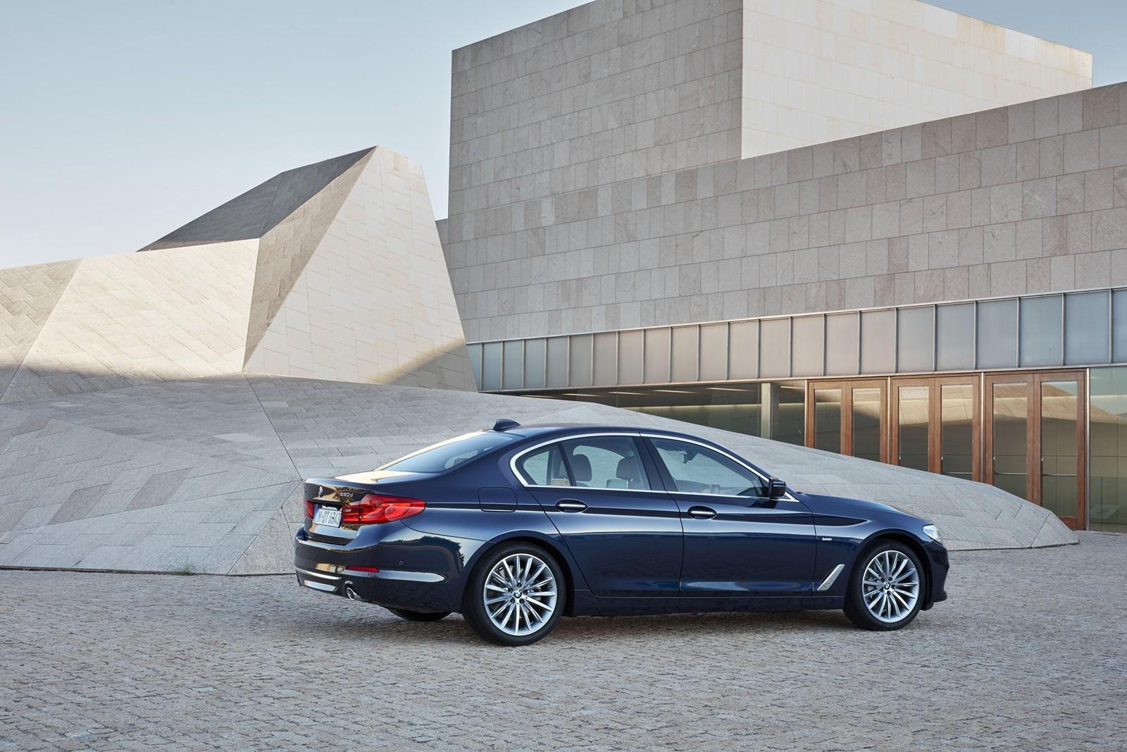 Foto de BMW Serie 5 2017 (80/134)