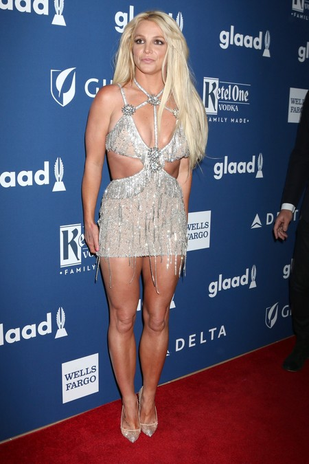 glaad 2018 britney spears