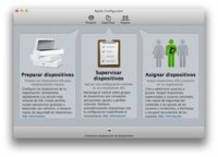 Apple Configurator, la nueva herramienta de configuración para iOS
