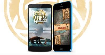 """El Destino de Ámbar, un Rolebook para iOS que los más viejos del lugar recordarán los """"Elige tu propia aventura"""""""