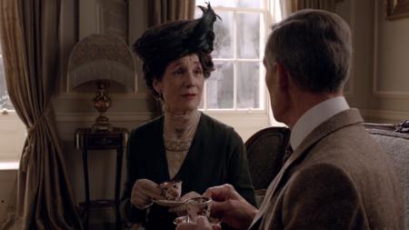 Harriet Walter, de Downton Abbey a Star Wars