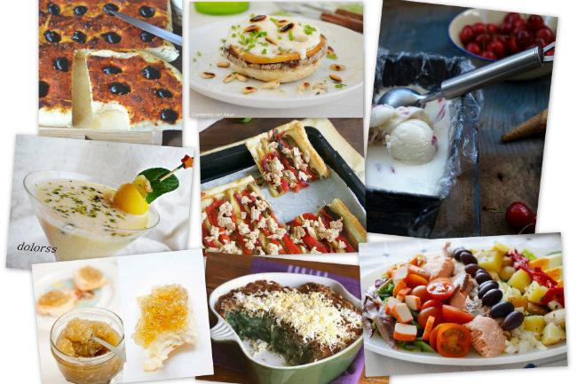 Paseo gastronómico 5 junio 2012