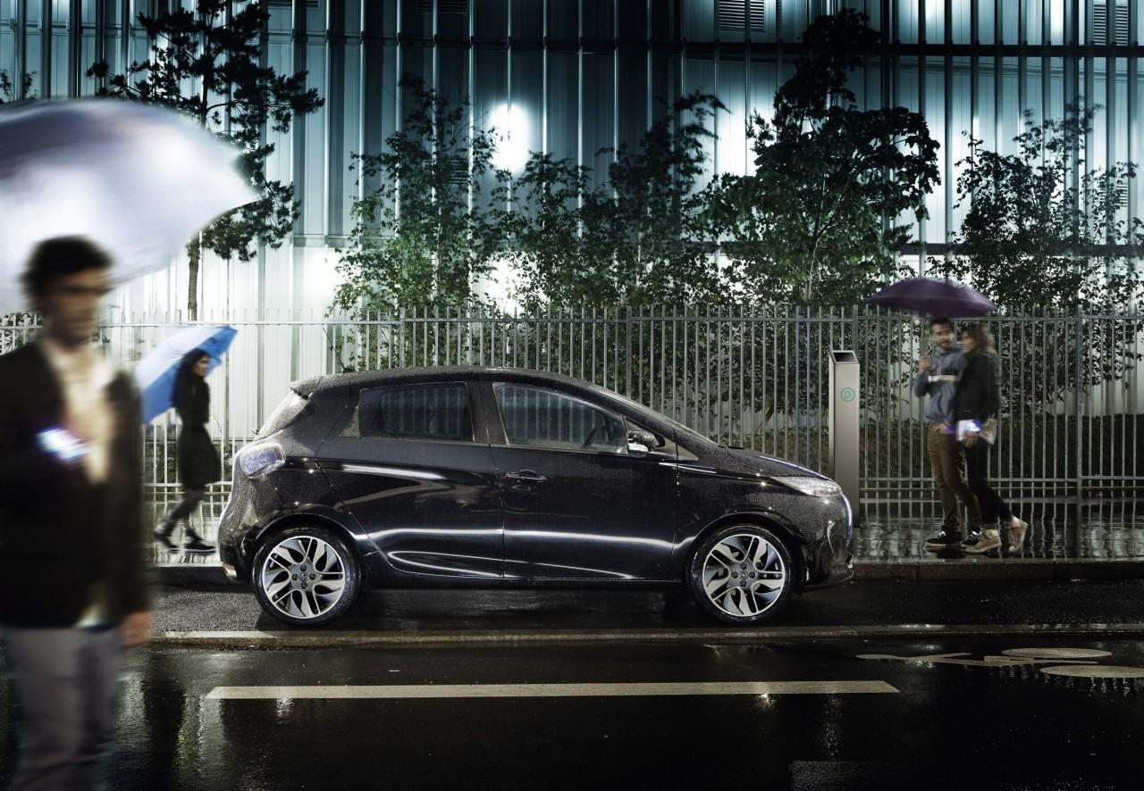 Foto de Renault ZOE (104/151)