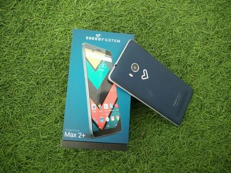 Energy Phone Max 2+, experiencia multimedia en un phablet básico