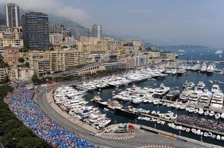La FIA decide permitir el uso del DRS en la recta principal de Mónaco