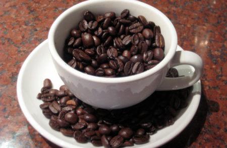 No sólo el café contiene cafeína