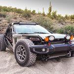 El Chevrolet Corvette buggy es una extraña mezcla de todoterreno y deportivo que se vendió en 1.5 MDP