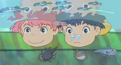 Estrenos de la semana | 24 de abril | Vuelve Miyazaki con Ponyo