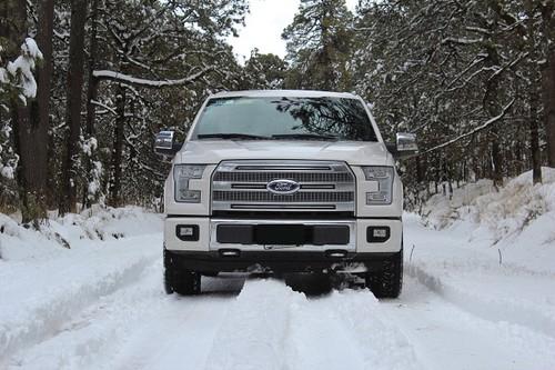 Ford Lobo 2015, prueba (parte 1)