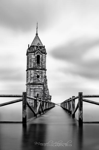 """Anatomía de una foto: """"La catedral de los peces"""" por Manuel Abascal"""