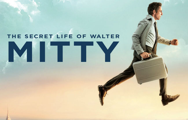 La vida secreta de Walter Mitty cartel