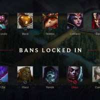 League of Legends: Los diez bans llegan a SoloQ