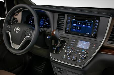 Toyota Sienna 2020 Mexico 5