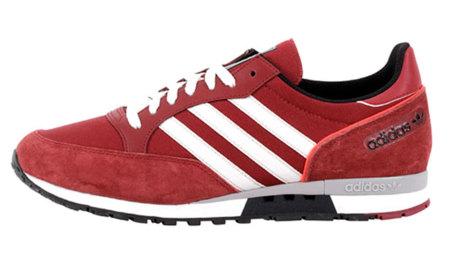 Adidas Originals Phantom en un rojo sensacional