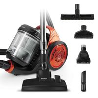 Oferta flash en la aspiradora ciclónica sin bolsa Polti Forzaspira C130 Plus: hasta medianoche costará 83 euros en Amazon