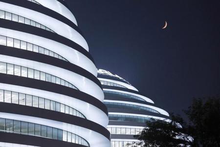 El complejo futurista de Zaha Hadid en Pekín