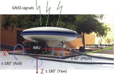 La UC3M trabaja en mejorar el posicionamiento GPS con la 'fusión sensorial'