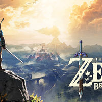 Se tarda casi media hora en recorrer el mundo abierto de Zelda: Breath of The Wild de norte a sur