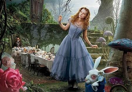 'Alicia en el País de las Maravillas', nuevos carteles