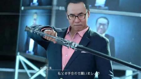 Final Fantasy Xv Matsuda Boss