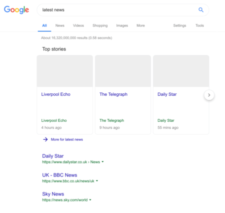 Google Articulo 11