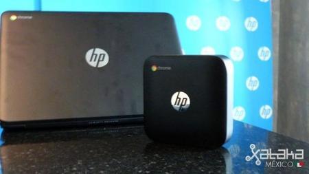 HP Chromebook 14 G2 y Chromebox, sistemas basados en la nube para empresas