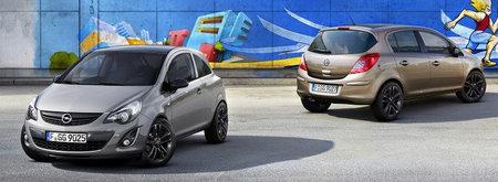 Opel Corsa Kaleidoscope, sólo para Europa